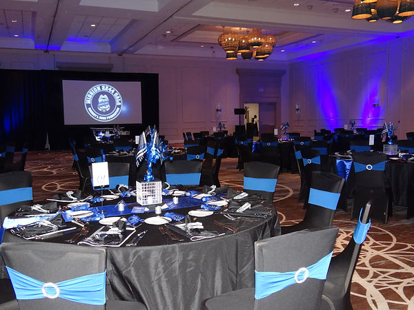 mission 2244 gala, the fallen officers,