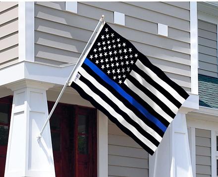the fallen officers blue line flag.png