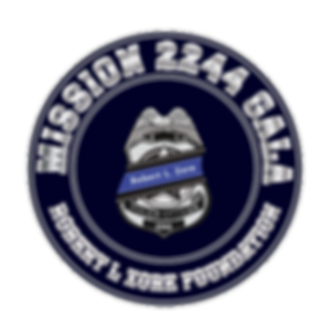 mission 2244 gala, the fallen officers d