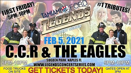 legends concert series, the fallen offic