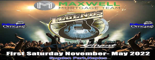 legends concert series, Naples Fl, the fallen officers, legends concerts, sudden park, Rob