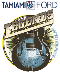 Tamiami Ford Legends Concert Series Logo