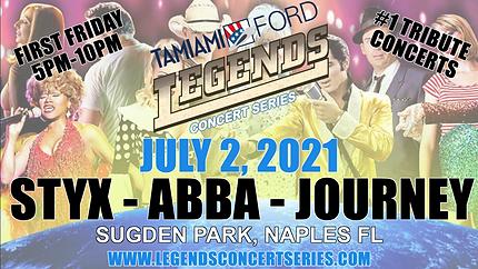 legends concert series, legends concerts