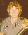 Wildlife Officer Margaret Park