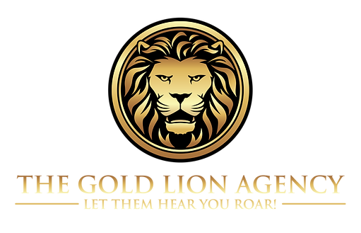 Gold Lion Agency Logo V7 FINAL RGB NO BK