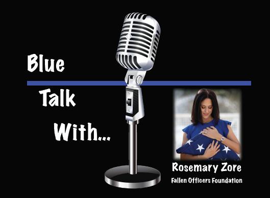 blue line talk videos, fallen officers,.