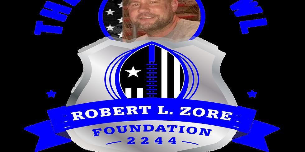 2nd Annual Garrett Hull Blue Bowl Co-Ed Flag Football Tournament