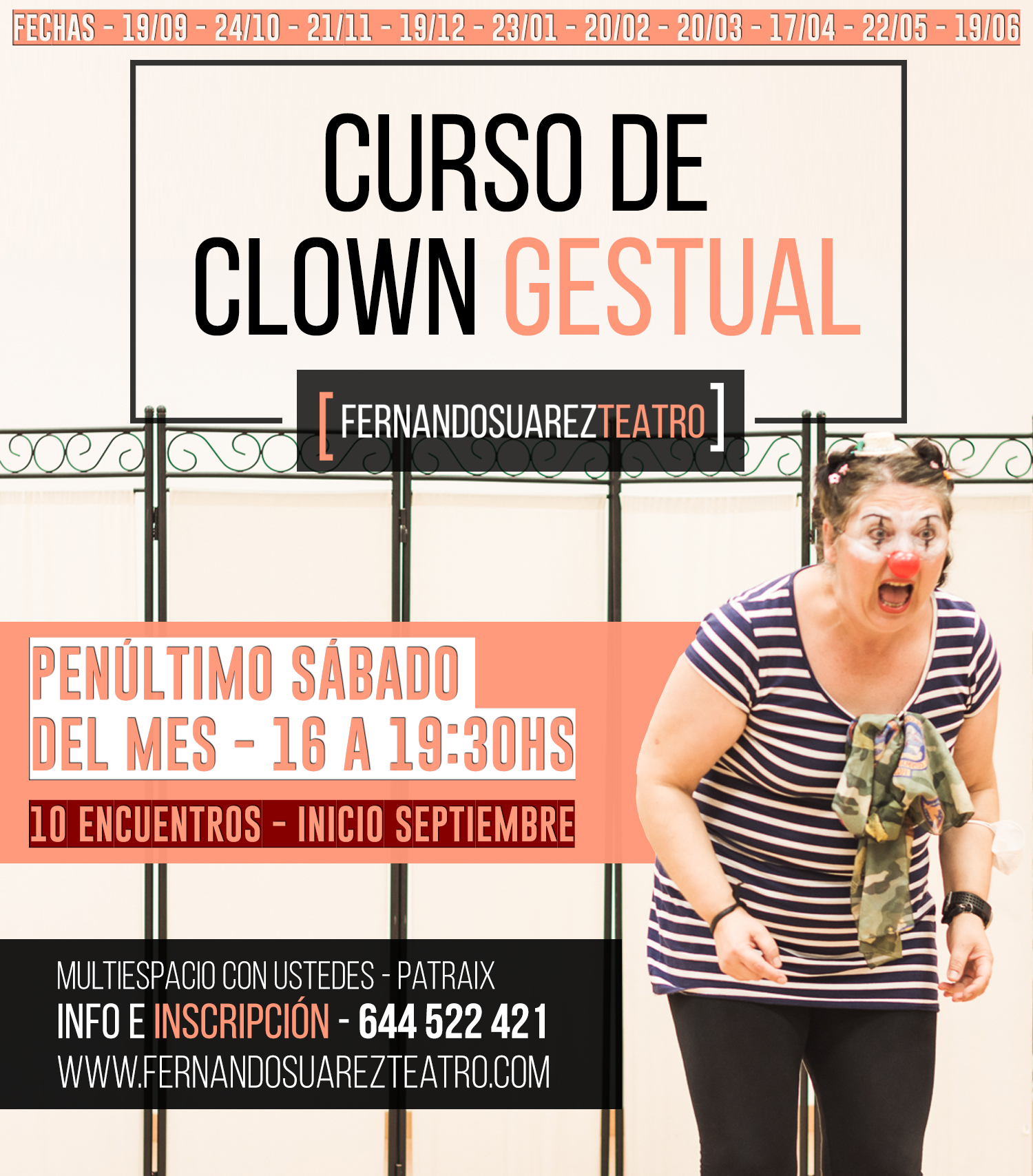 CLOWN GESTUAL
