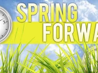 Spring Forward, Don't  Fall Back