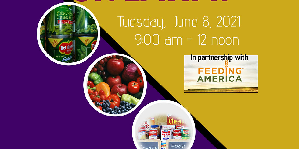 """Christian House of Praise """"Share the Love Food Pantry"""" FREE Food Giveaway"""