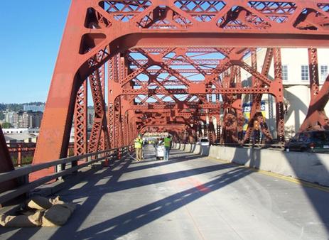 City of Portland/ ODOT Safety Project