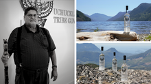 UCHUCKLESAHT LAUNCHES THUNDERBIRD SPIRIT WATER