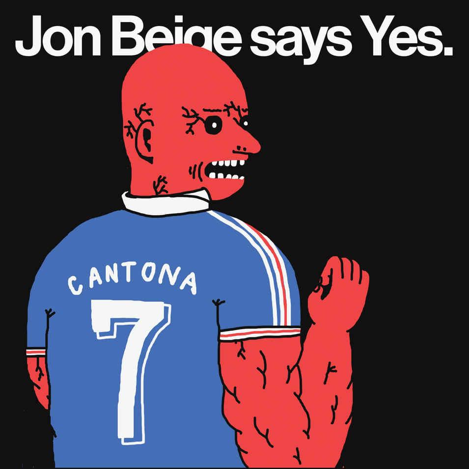 Jon Beige says Yes