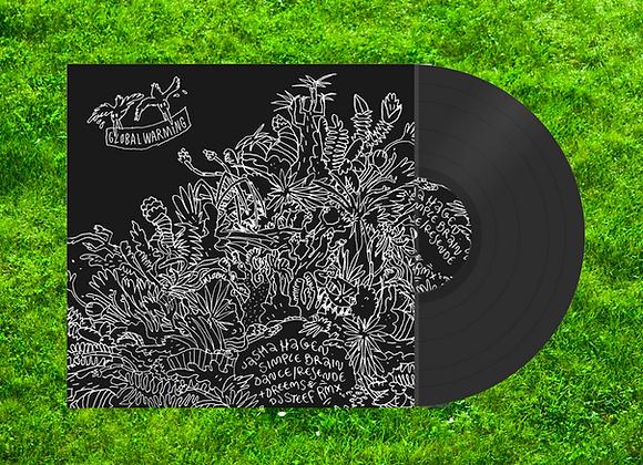 """Jascha Hagen 'Simple Brain Dance' 12"""" Vinyl"""