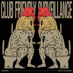 Jon Beige Club Friendly Surveillance