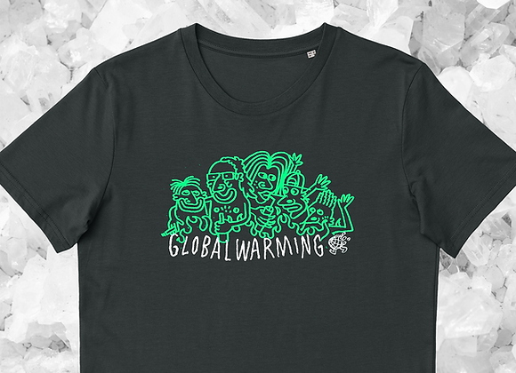 Global Warming 'Heat Squad' Tshirt
