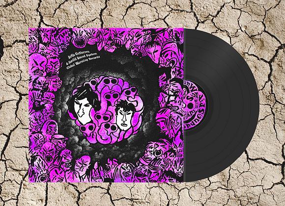 "Sordid Sound System & Sutja Gutierrez 'Bend Your Standards' 12"" Vinyl"