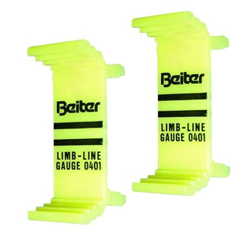 Beiter Limb line Gauge