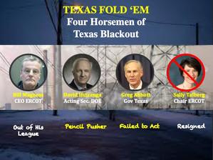 Green Energy Slime Blacks Out Texas