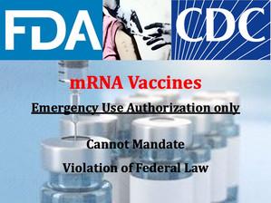 The Signals for COVID Vaccine Mandates Emerge