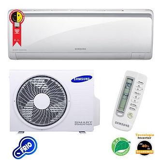 assistência técnica de ar condicionado Samsung, instalação de ar condicionado Samsung, conserto de ar condicionado Samsung.