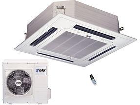 ar condicionado do tipo split Cassete, ar condicionado do tipo split K7