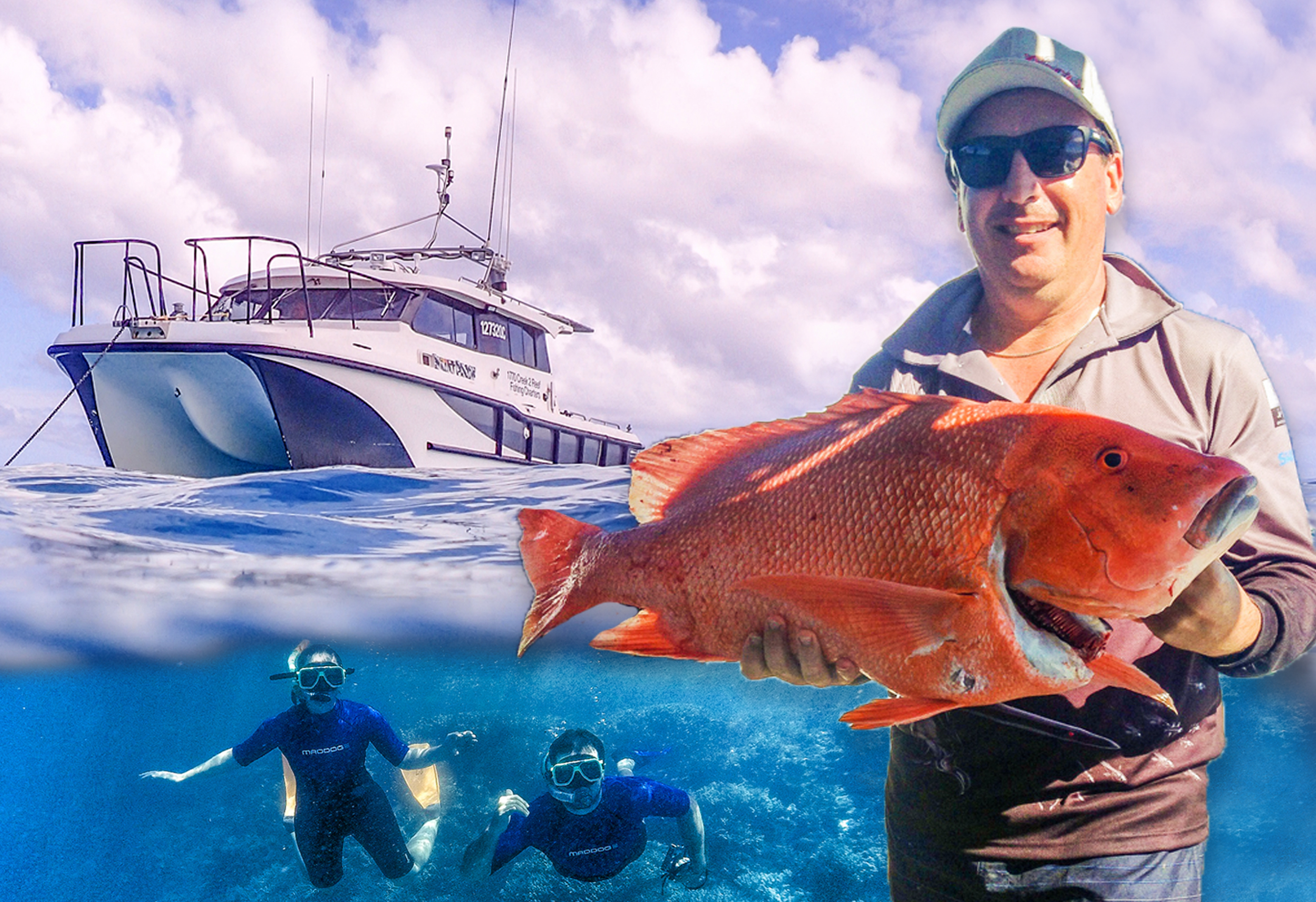 1770 Creek2Reef Fishing Tours