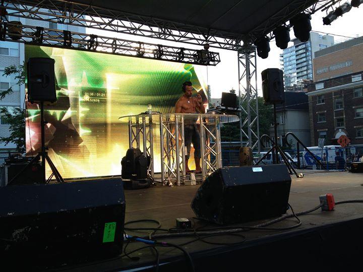 OLG Central Stage