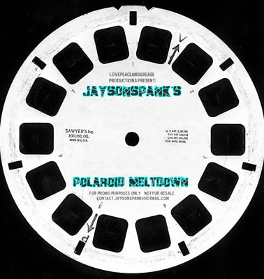 JaysonSpank's Polaroid Meltdown