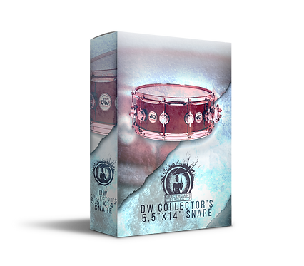 """DW Collector's 5.5""""x14"""" Snare"""