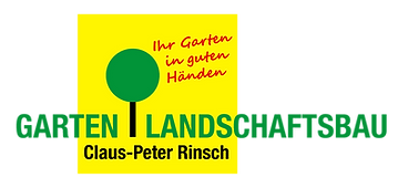 Gartenbau und Landschaftsbau Claus-Peter Rinsch Krefeld - Logo