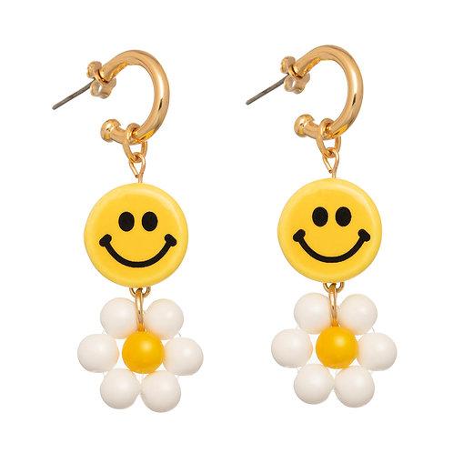 Brinco Happy Daisy - Lulux