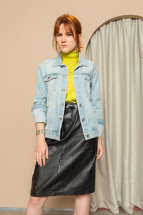 Jaqueta Jeans Clara - Outfit4You