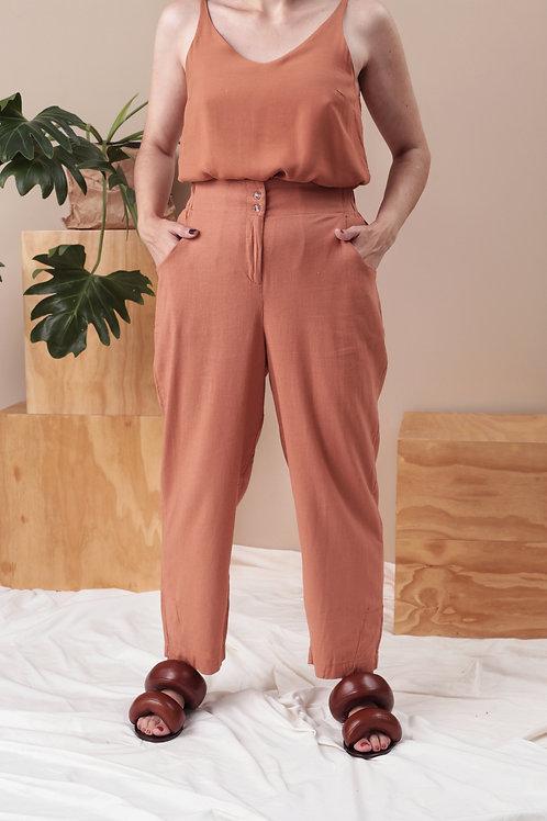 Calça Linho Clochard - Outfit4You