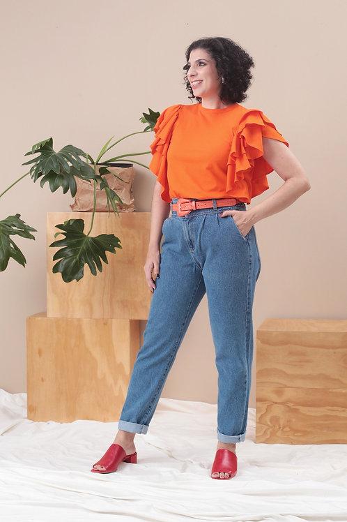 Calça Mom Jeans - Outfit4You