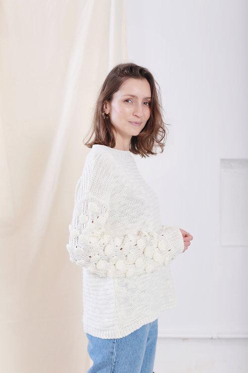 Blusa Frise Pom Pom - Outfit4You