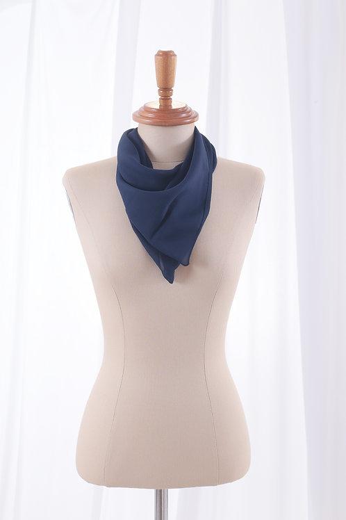 Lenço Azul Marinho - Outfit4You