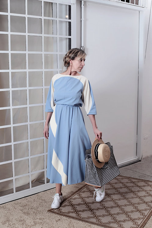 Vestido Gilda - Rocio Canvas