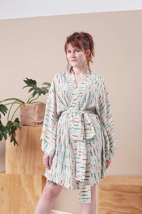 Kimono Pinceis Curto - MYK