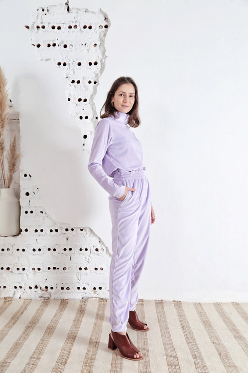 Conjunto Veludo - Outfit4You