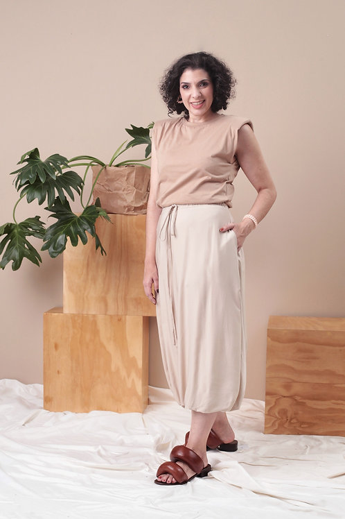 Saia Balonê Viscose - Outfit4You