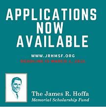 James R Hoffa Scholarship .png