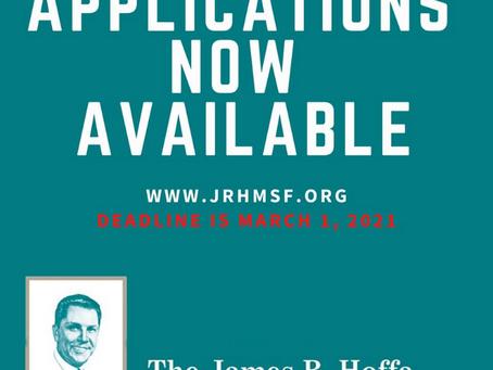 James R. Hoffa Memorial Scholarship Fund