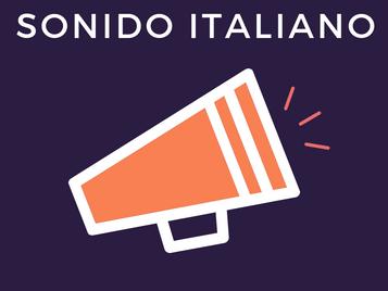 LOS EPISODIOS DEL PROGRAMA SONIDO ITALIANO ESTÁN ONLINE