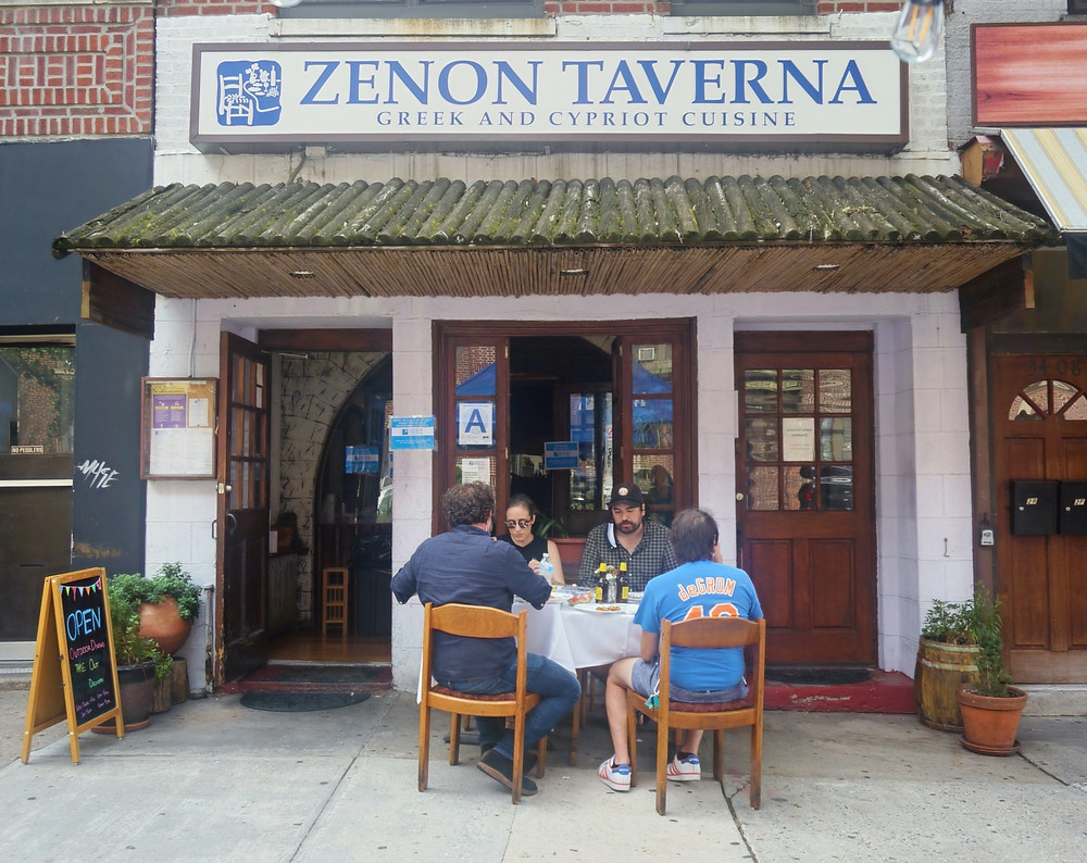 Zenon Taverna, Astoria, New York
