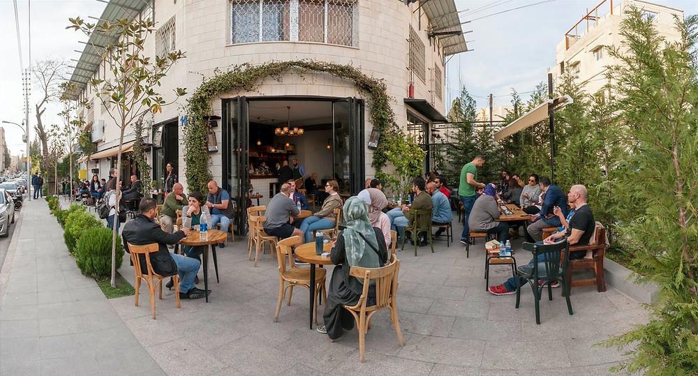 Rumi Cafe Amman