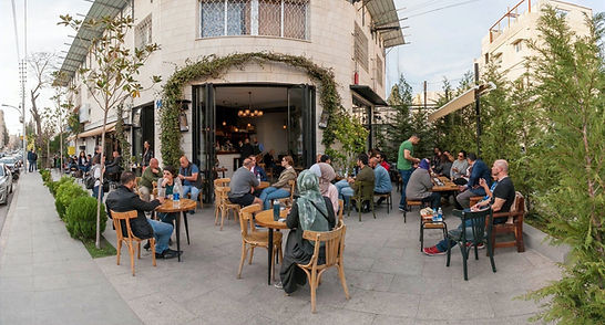Rumi Café Amman