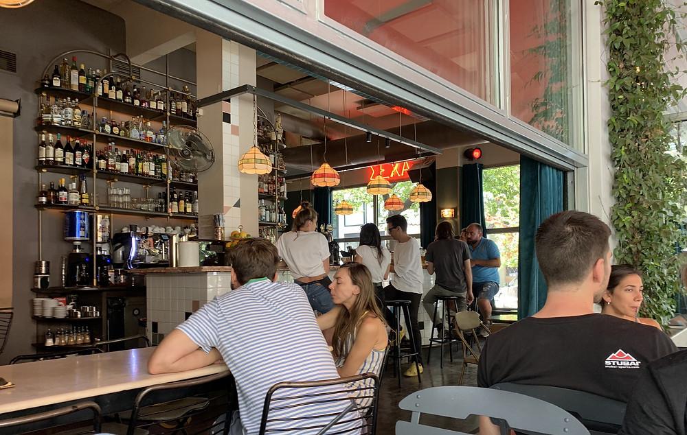 Káin Bar, Athens