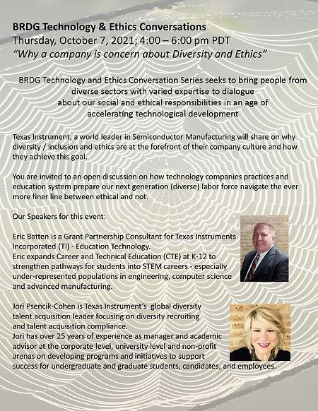 2021 - BRDG Technology Conversation - Flyer October.jpg