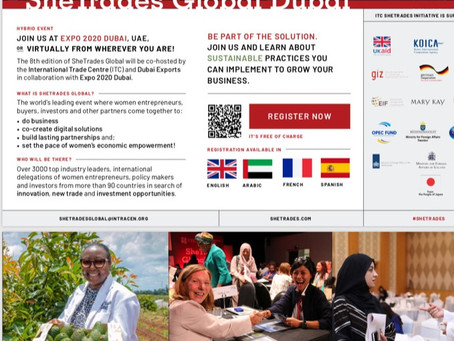 Benefits of Registering for the SheTrades Global